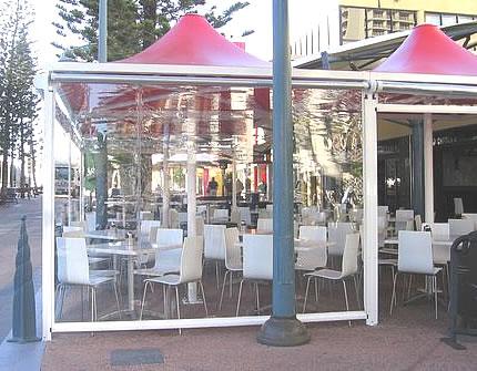 restaurant shades