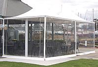 drop blinds for restaurants
